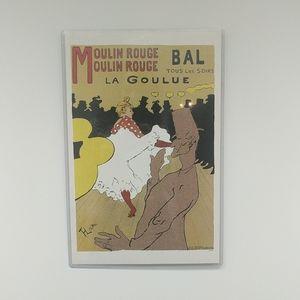 Toulouse-Lautrec Moulin Rouge: La Goulue